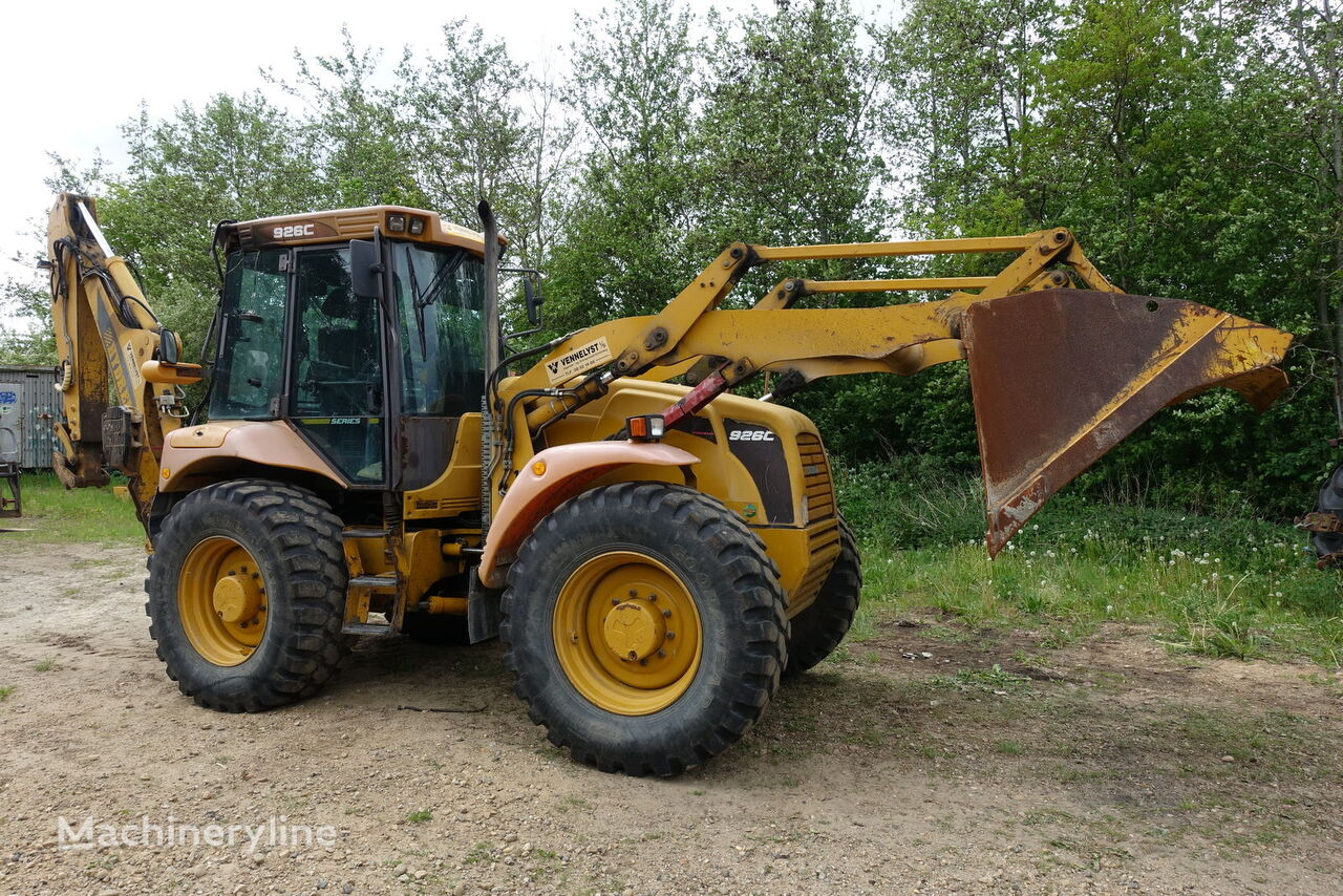HYDREMA 926CII // SPARE PARTS ONLY backhoe loader for parts