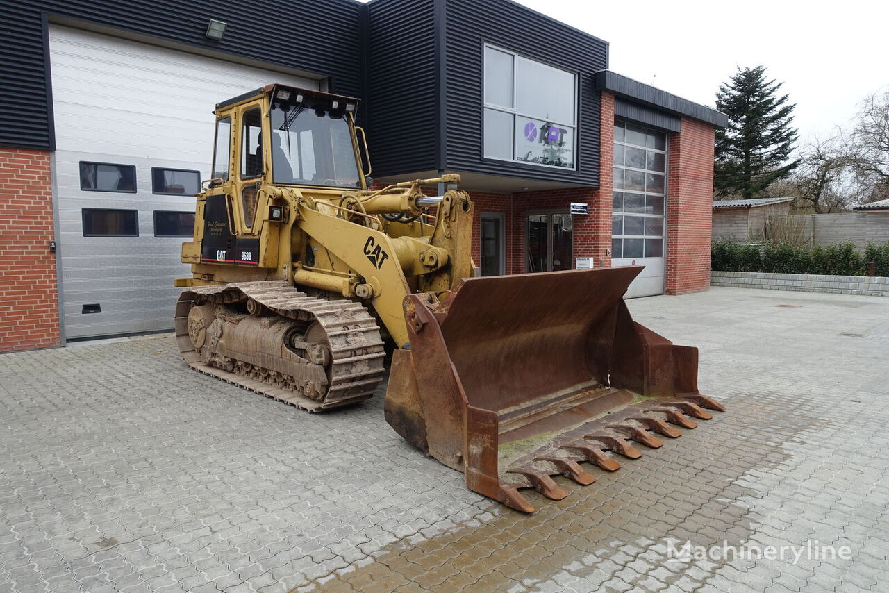 CATERPILLAR 963B track loader